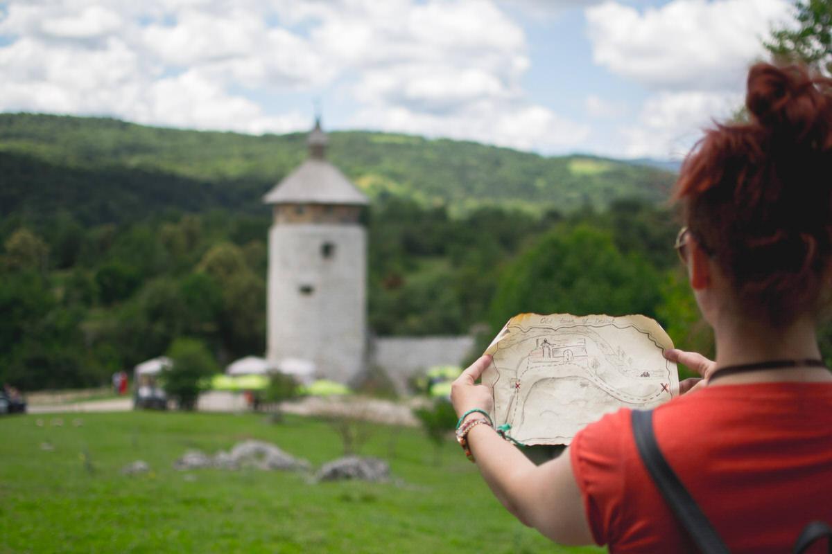 Photo of PLITVIČKE DOLINE Kulu u Drežniku posjetite do kraja rujna!