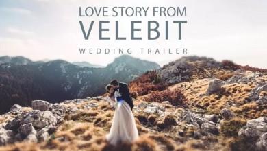 """Photo of VELEBITSKA LJUBAV """"Na Velebitu smo se zaručili, vjenčali, pa i fotografirali!"""""""