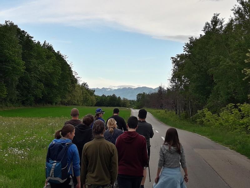 """Photo of """"Leave your trace""""  – ljetni volonterski kamp u Velikom Žitniku"""