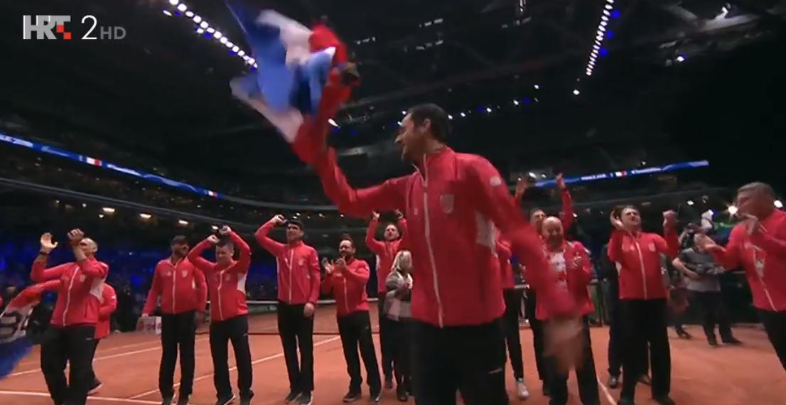 Photo of HRVATSKA OSVOJILA DAVIS CUP 2018.! Nakon 13 godina ponovno na tronu teniskog svijeta