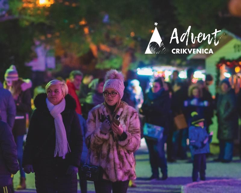 Photo of Izuzetno bogati program drugog vikenda Adventa u Crikvenici!