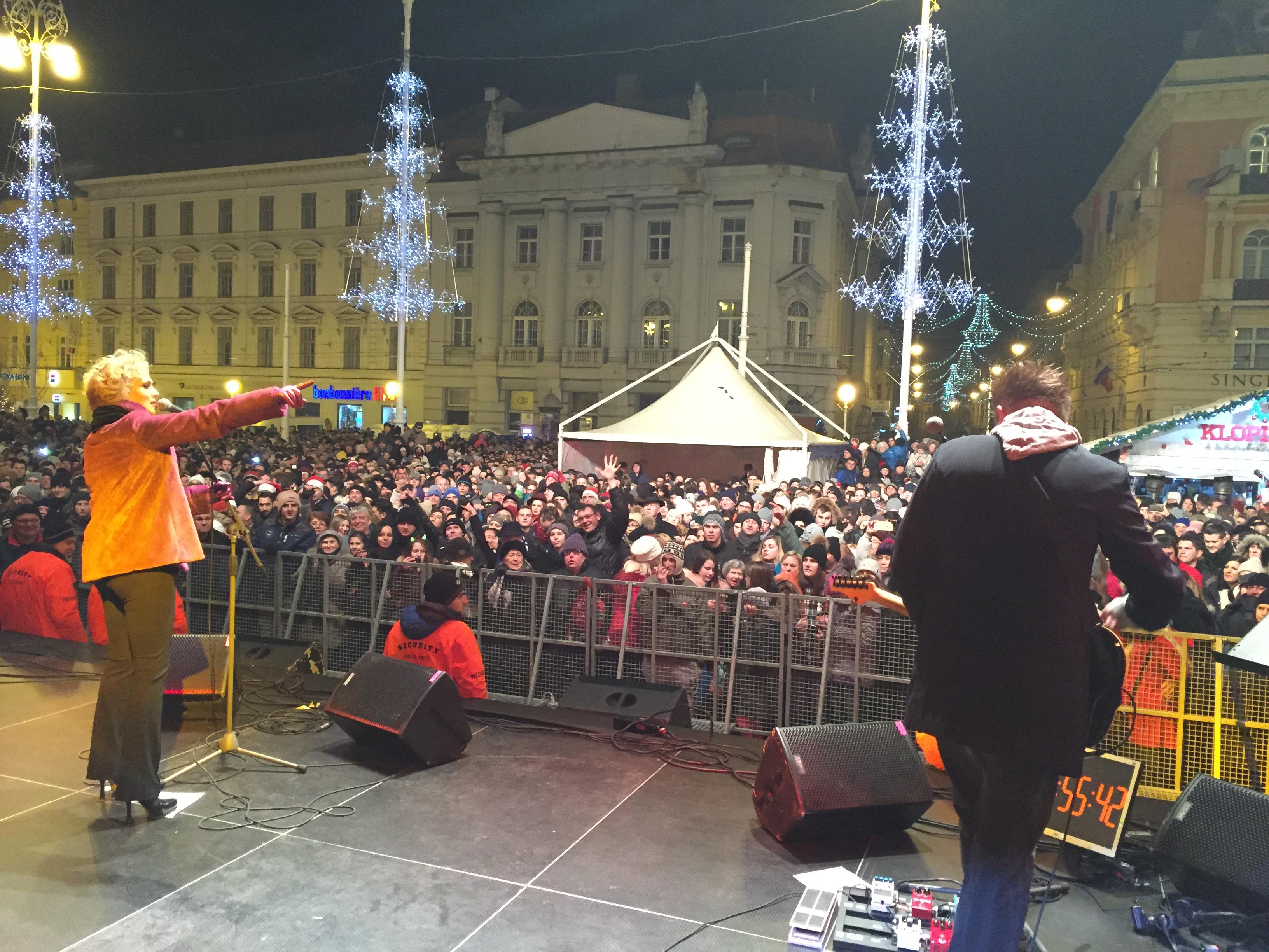"""Photo of Gradonačelnik Bandić poziva na slavlje: """"Dobrodošli na najbolju novogodišnju zabavu!"""""""