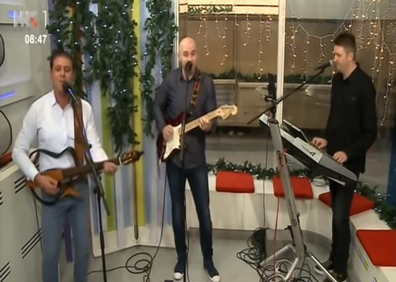 """Photo of VIDEO Senjski bend Trio Marinero gostovao u emisiji """"Dobro jutro, Hrvatska"""""""