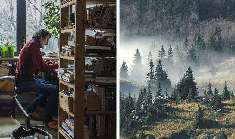 """Photo of U Otočcu promocija knjige """"Čovjek i planina: Kratki uvod u Sjeverni Velebit"""""""