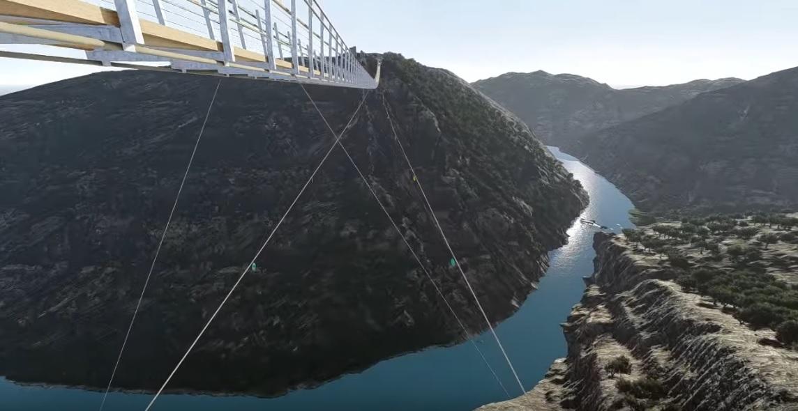 Photo of Viseći pješački most – nova atrakcija u Nacionalnom parku Krka!