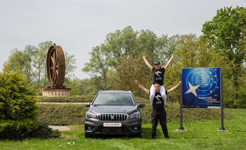 Photo of AVANTURA SE NASTAVLJA! Nino i Veronika osvojili najsjeverniju točku Hrvatske
