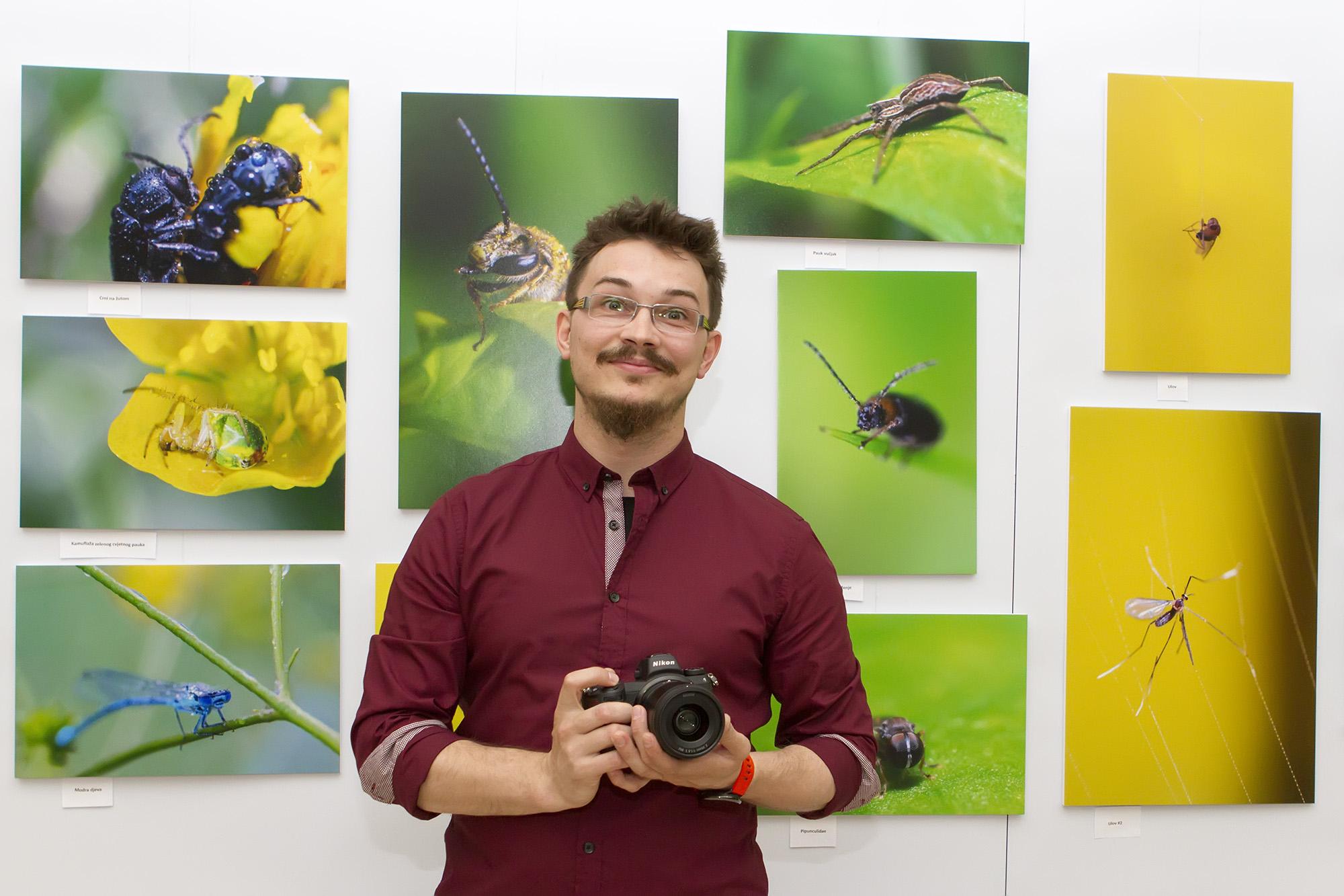 Photo of POSJETITE Otvorena izložba fotografija mladog gospićkog fotografa Josipa Durdova!
