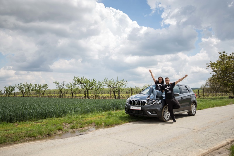 Photo of ŠESTI DAN AVANTURE Nino i Veronika stigli do trećeg cilja – najistočnije točke Hrvatske!
