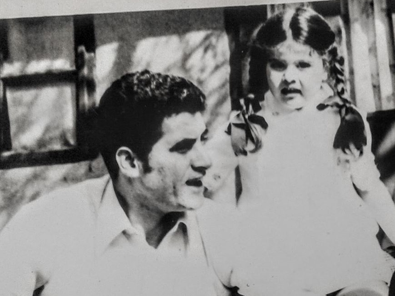 """Photo of LIČKE PRIČE – Dina Suki: """"Zahvaljujući pokojnom ocu Palestincu, Brinje nosim u srcu!"""""""