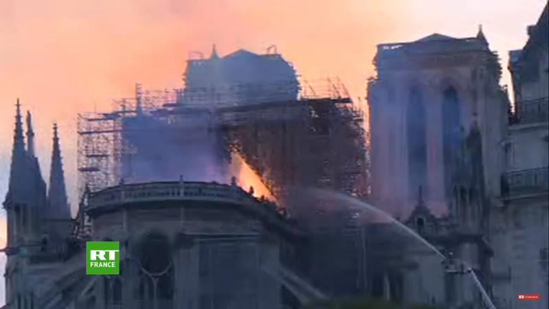 Photo of VIDEO Gori katedrala Notre Dame u Parizu