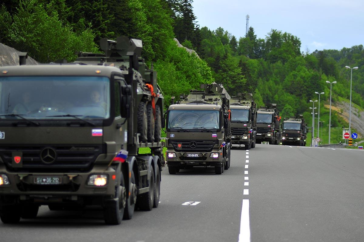 Photo of VIDEO U Slunj stiglo 286 pripadnika oružanih snaga iz četiri države