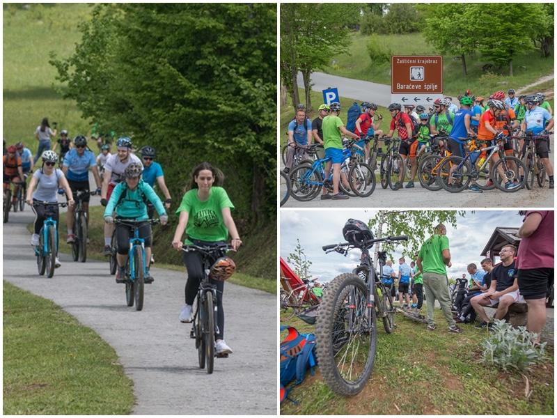 """Photo of FOTO Održan prvi """"Plitvice Valleys Bike Weekend"""" – biciklijada u Plitvičkim dolinama uspjela!"""