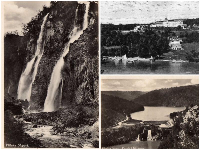 Photo of TJEDAN PLITVICA Stare razglednice otkrivaju kako su Plitvička jezera izgledala prije Drugog svjetskog rata