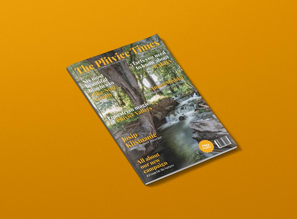 Photo of Čitajte novi ljetni broj The Plitvice Timesa! Više od 300 000 turističkih stranica i doživljaja krenulo na teren, od danas i online