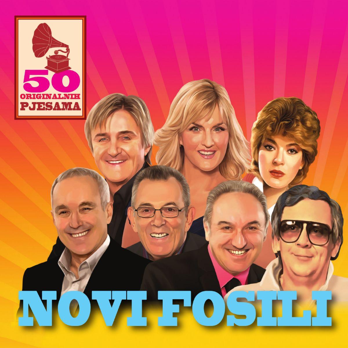 Photo of Zaštićeno: Za 50 godina najbolje hrvatske pop skupine Novi Fosili