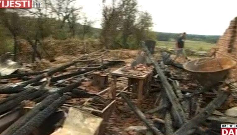 Photo of VIDEO Obitelji vatrogasca izgorio dom: Svaka pomoć je dobrodošla
