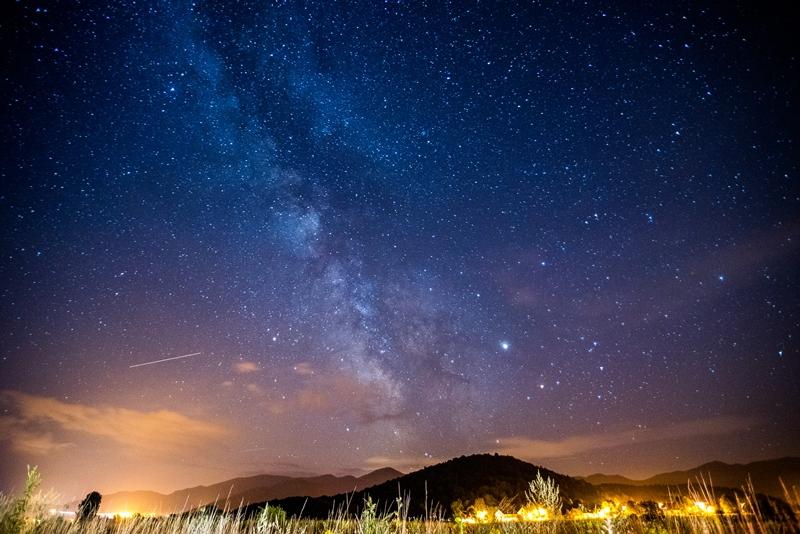 Photo of FOTO Nebo iznad Like u objektivu Josipa Durdova