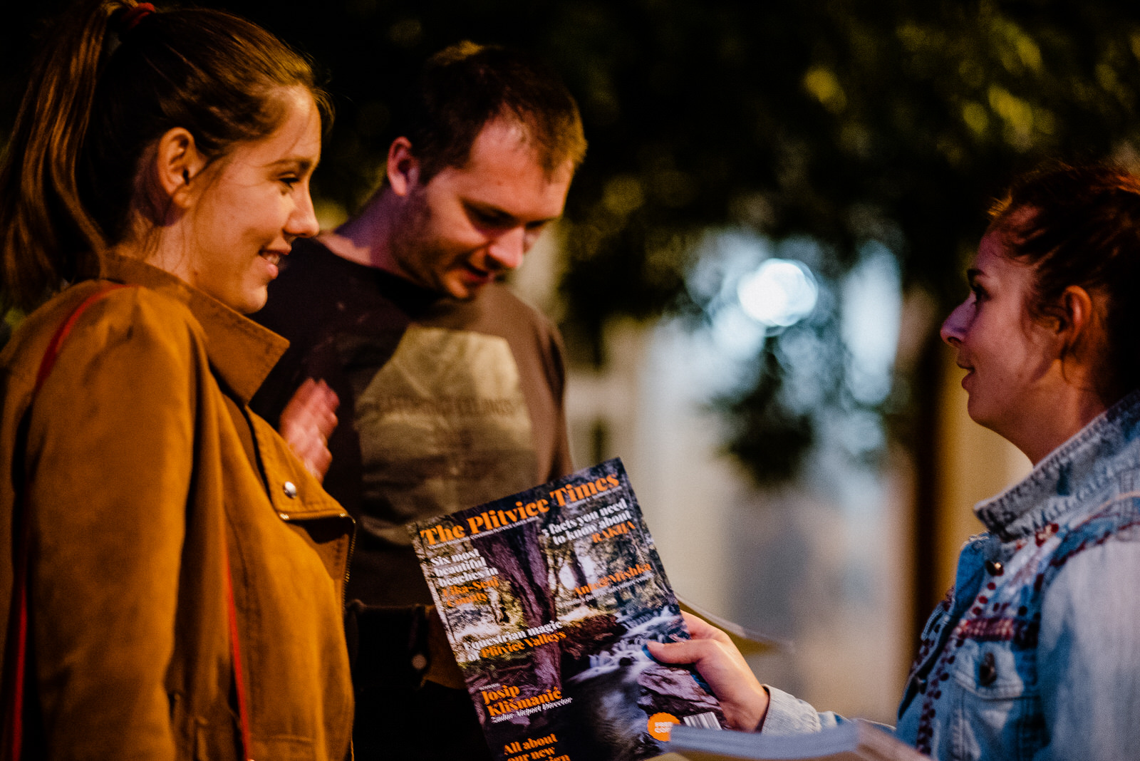 Photo of Ljetni broj The Plitvice Timesa distribuirao se na događanjima u Korenici i Rakovici