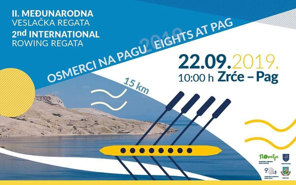 Photo of OSMERCI NA PAGU U nedjelju ne propustite atraktivnu regatu od plaže Zrće do grada Paga!