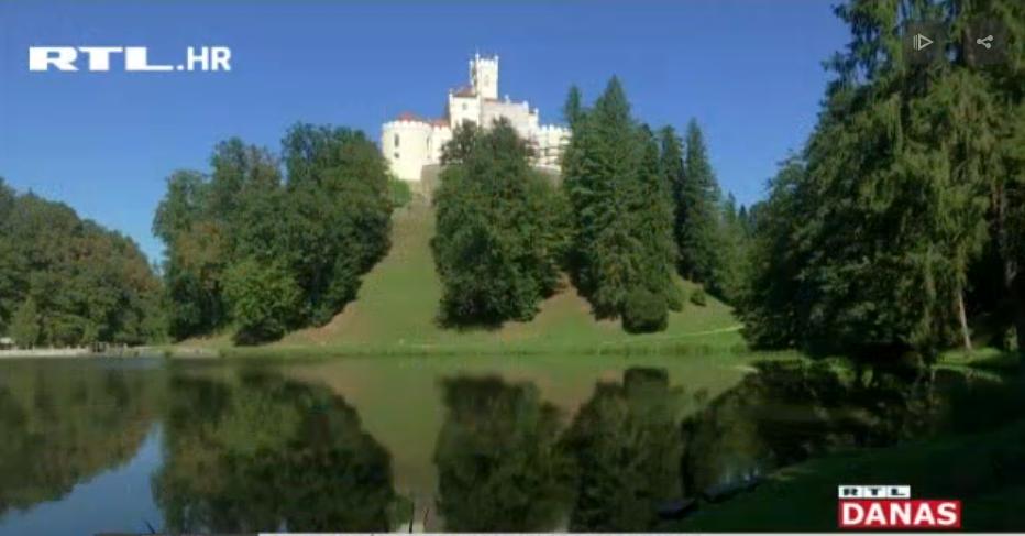 Photo of VIDEO Dvorci Hrvatskog zagorja obaraju rekorde, do kolovoza Trakošćan posjetilo više ljudi nego cijele prošle godine