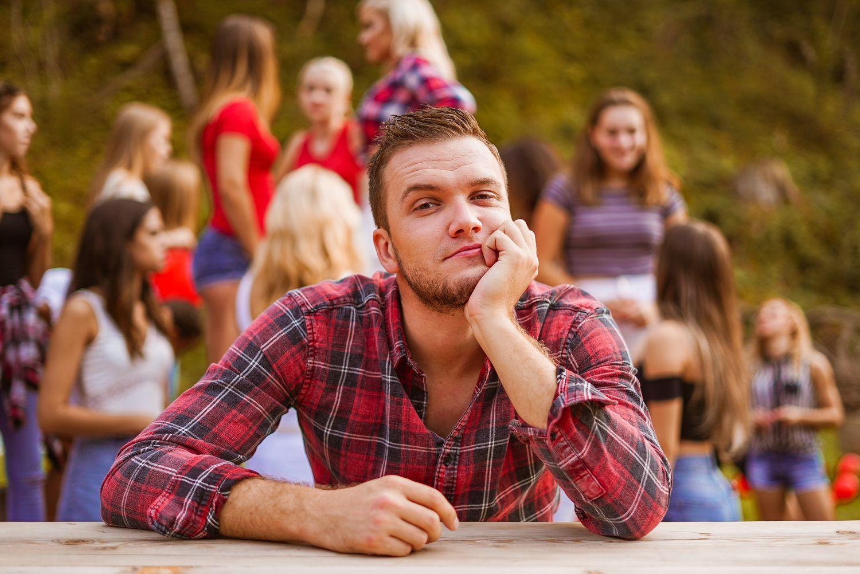 Photo of Luka Basi na meti obožavateljica!
