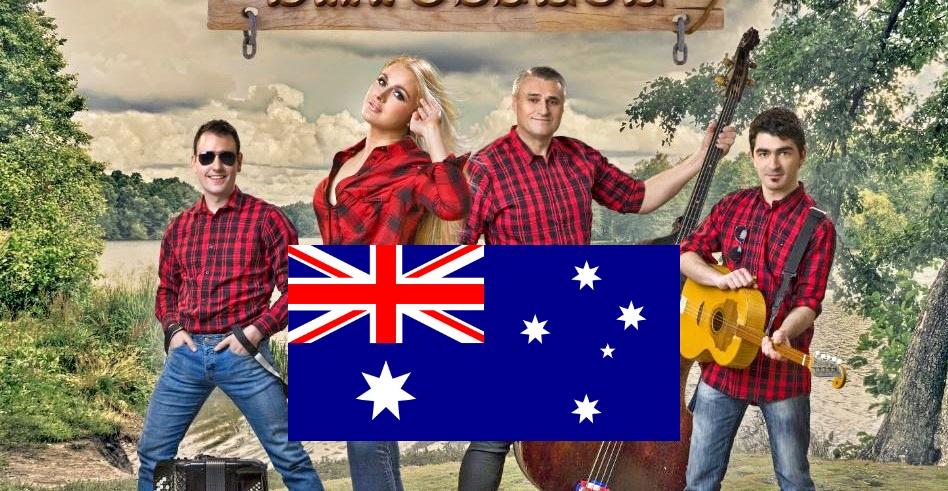 Ličke drvosječe kreću na veliku turneju u Australiju! Pogledajte gdje i kada ih možete slušati