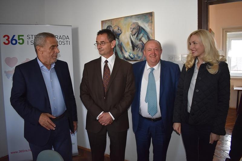 """Photo of Milan Bandić: """"Uvijek smo davali i davat ćemo potporu Lici, kao i onome što se danas događa u Gospiću"""""""
