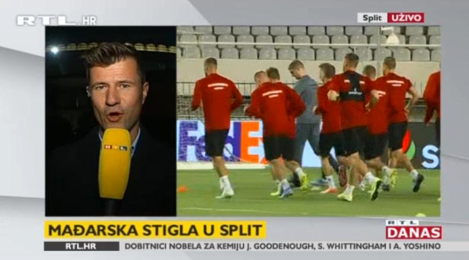 Photo of VIDEO Mađari stigli u Split, danas prva utakmica nogometne reprezentacije u Splitu nakon više od 4 godine