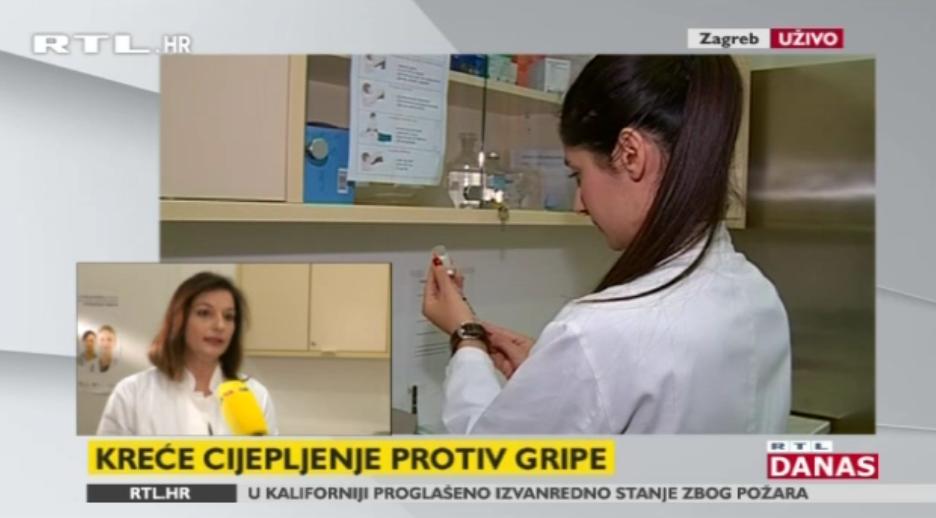 Photo of VIDEO Iduće srijede počinje cijepljenje protiv gripe – za neke će biti besplatno