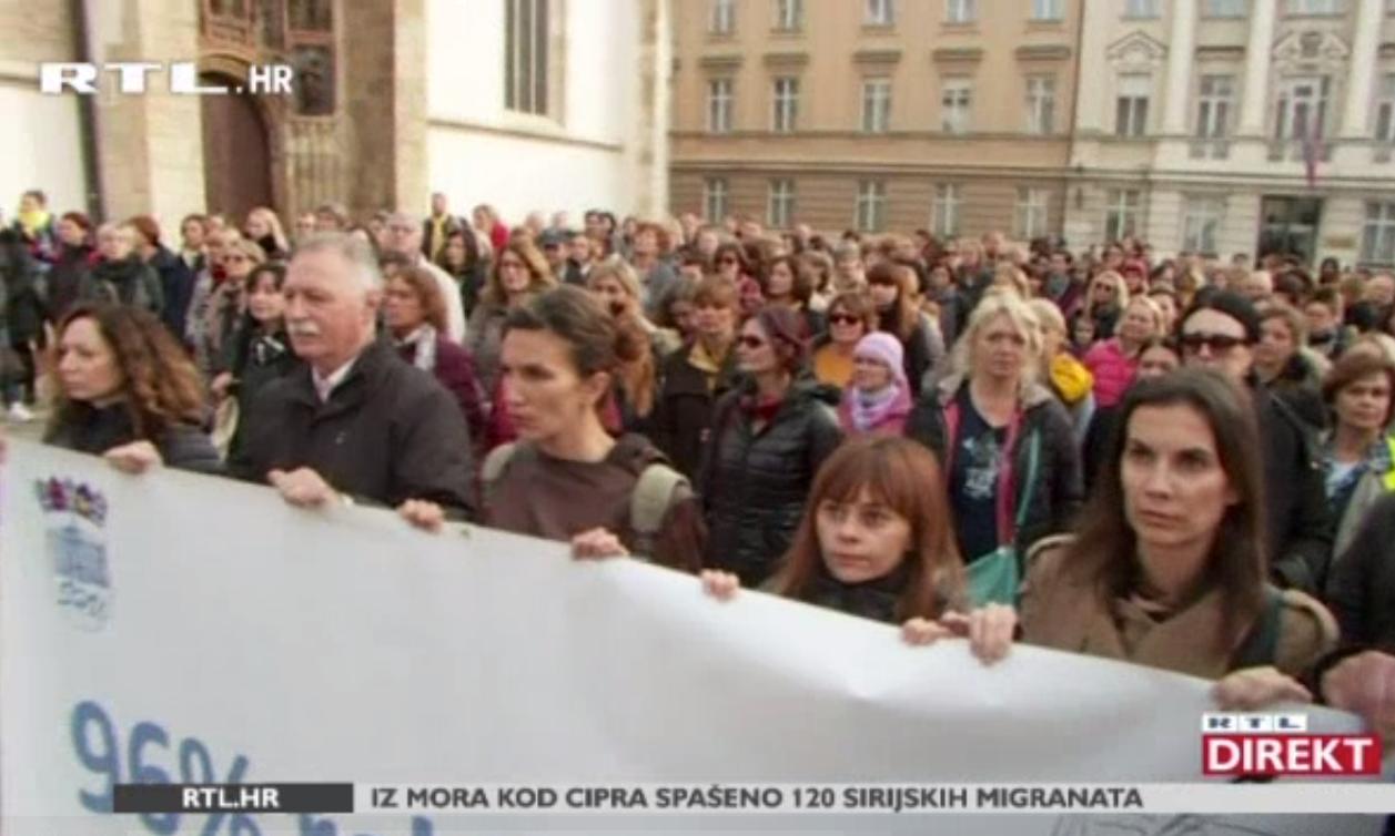 Photo of VIDEO Štrajk u školama zabrinjava maturante – hoće li na upise ići u kolovozu?