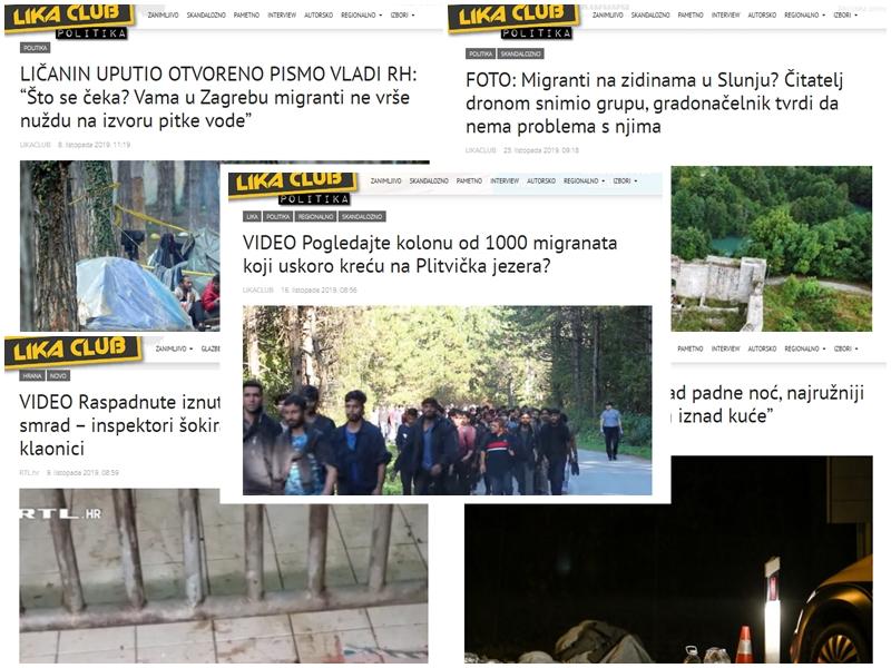 Photo of TOP 5 Što se najviše čitalo u listopadu? Pisma iz Like, migranti u Slunju, šokantni uvjeti u gospićkoj klaonici…