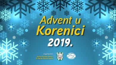 Photo of Predstave, Kotlićijada, doček uz Dinamico Band – ne propustite Advent u Korenici!