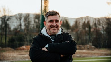 """Photo of INTERVIEW – SINIŠA TROHA: """"Mi smo svi volonteri koji uživaju u nogometu i volimo naš Trupinovac, a živimo za Velebit!"""""""