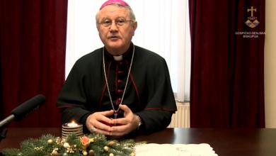 Photo of Božićna poruka gospićko-senjskog biskupa Zdenka Križića