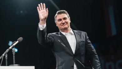 Photo of Zoran Milanović je novi predsjednik Republike Hrvatske