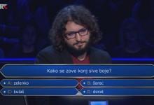 Photo of Ličanin želio biti milijunaš, znate li odgovor na njegovo pitanje za 125 000 kuna?
