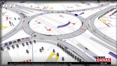 Photo of VIDEO Zagrebački rotor gotovo spreman za puštanje u promet – pogledajte snimke iz zraka!