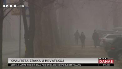 Photo of VIDEO Što se događa sa kvalitetom zraka u Hrvatskoj?