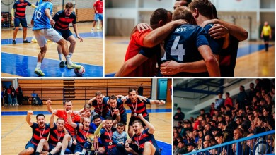 Photo of FOTO Lucy's boysi osvojili Zimski malonogometni turnir u Gospiću! Od ulaznica prikupljeno 28.000 kuna za humanitarne svrhe