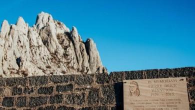 Photo of FOTO Spomen-kamen na Velebitu posvećen je najpoznatijem filmskom Indijancu