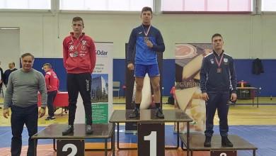 Photo of Mladi gospićki hrvač Goran Petranović osvojio zlato na turniru u Varaždinu