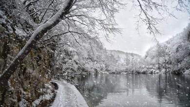 Photo of FOTO Zimska čarolija na Plitvicama u objektivu Otočanke Ivane Kregar