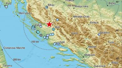 Photo of Jak potres pogodio šire područje Knina i Gračaca