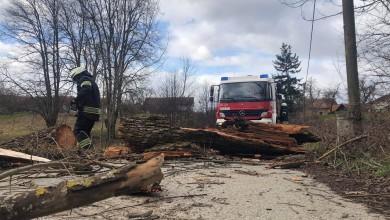 Photo of Vatrogasci saniraju posljedice nevremena u nekoliko županija