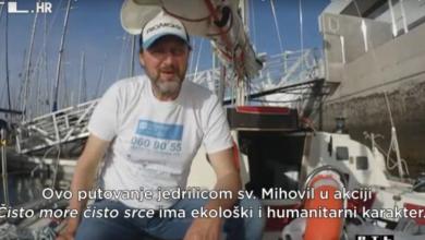 Photo of VIDEO Šibenčanin jedri Atlantikom za djecu SOS sela i očuvanje okoliša