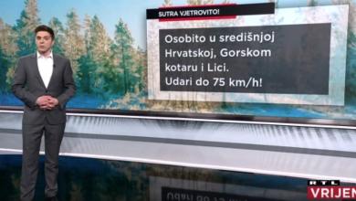 Photo of TOPLA ZIMA Temperatura u Hrvatskoj bit će oko 13 stupnjeva viša od prosjeka!