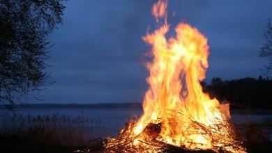 Photo of Vatrogasci upozoravaju: Oprez pri spaljivanju biljnog otpada!