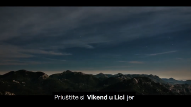 "Photo of LIKA VAS ZOVE! Turističke zajednice Gospića i Plitvica udružile se i napravile promo video ""Lika je lik!"""