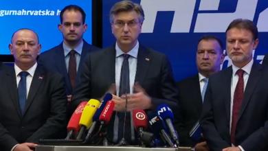"""Photo of Plenković najavio: """"Povećat ćemo plaće i mirovine, smanjiti poreze, uvesti dječju karticu.."""""""