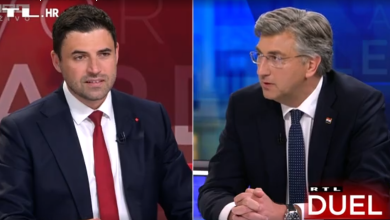 Photo of Plenković i Bernardić: Velike koalicije neće biti